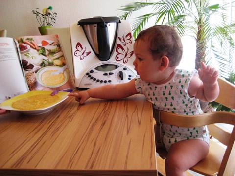 Das Feinste für Kleinste im 1. Lebensjahr