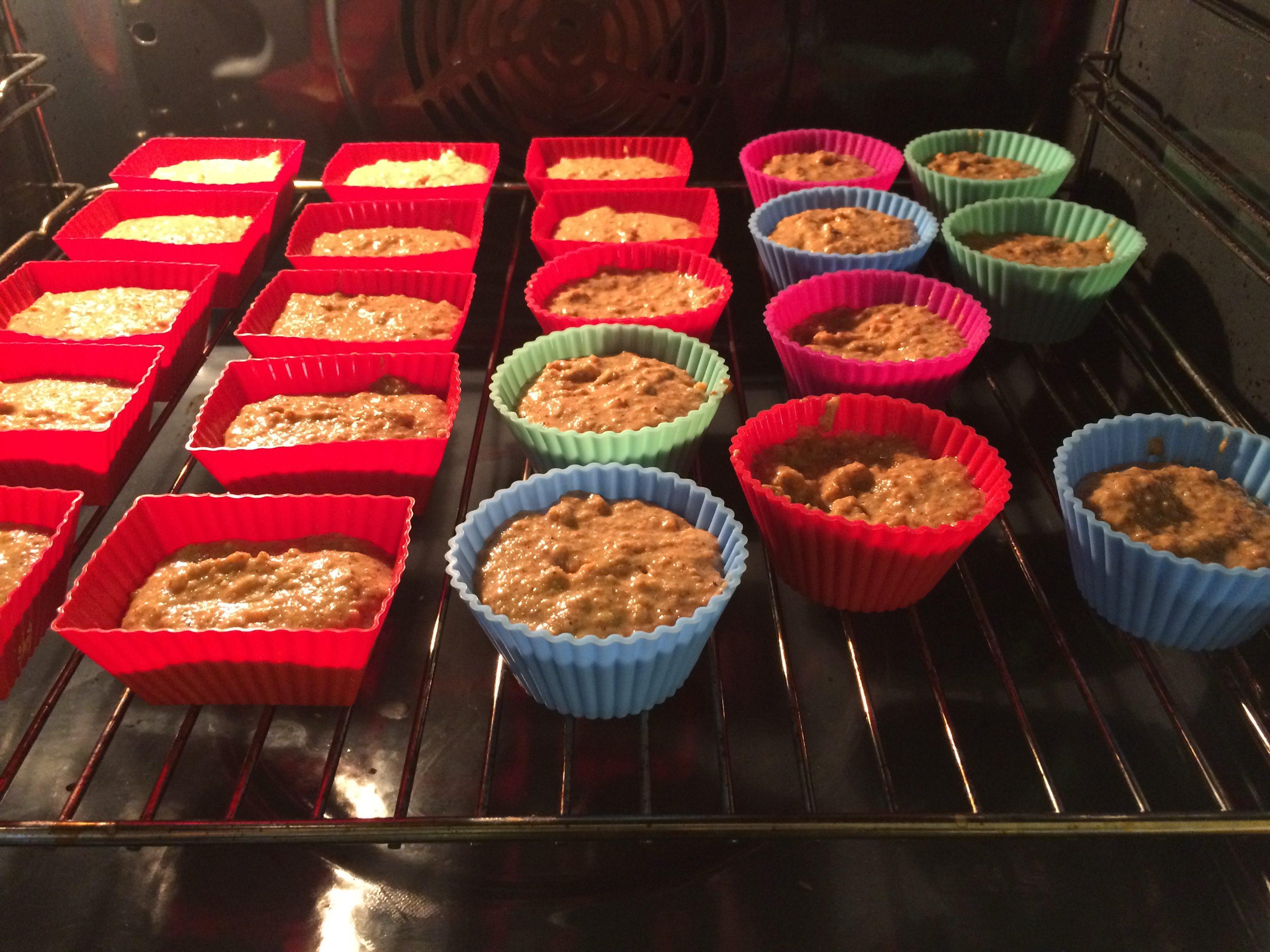 Muffins ayurvedisch backen rezepte